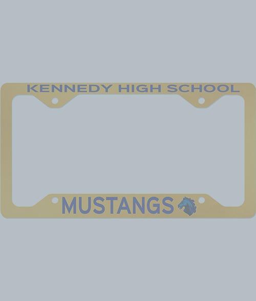License Plates & Frames