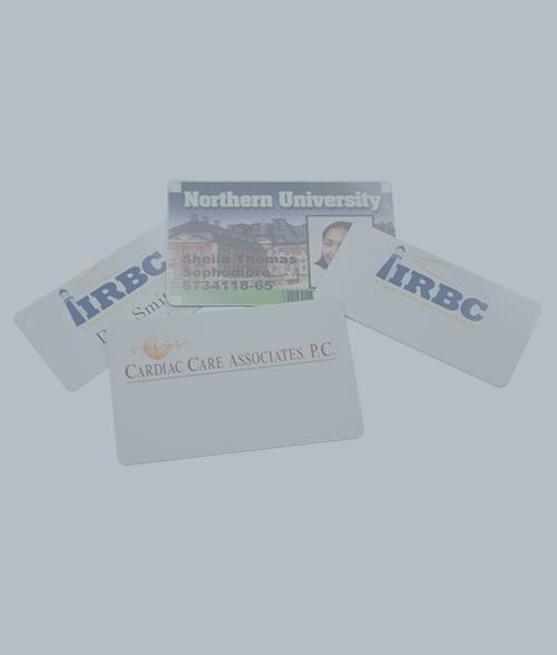 PVC Cards & Blanks