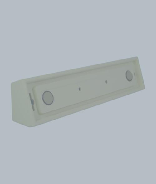 Plastic Desk Bars