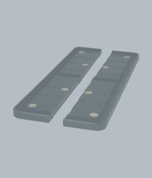 plastic modular frames