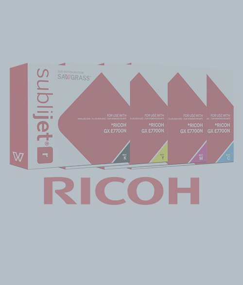 Small Format Ricoh Ink
