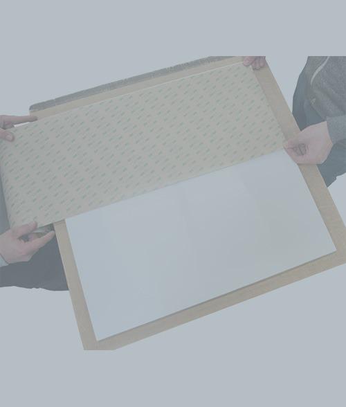 Tape for Sheet Application