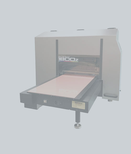 DCS 1800Z UV-LED Printer