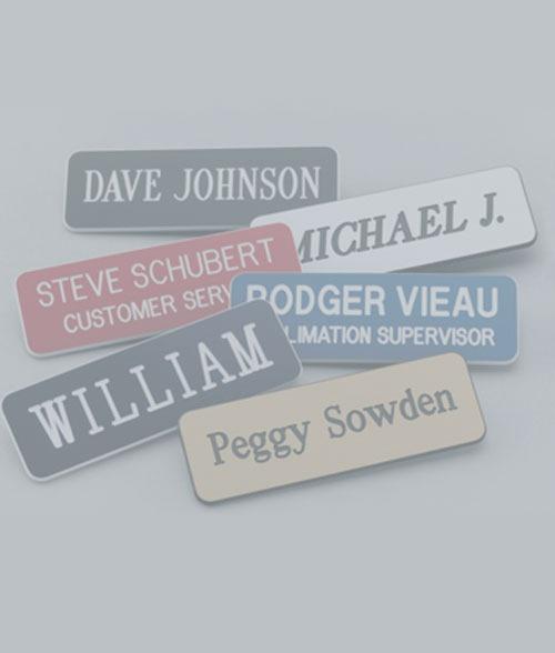 Badges, Holders & Findings