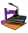 "GeoKnight JetPress 12"" x 14"" Swing Away Heat Press"