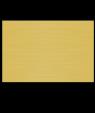 Satin Gold Long Grain .020 Brass Sheet