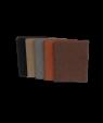 """Saddle Collection 9.5"""" x 12"""" Laserable Leather-Like Portfolio"""