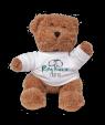 Brown Plush Bear (Shirt Sold Separately)