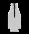 Zippered Beverage Insulator for 12oz Bottle