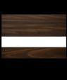 IPI Woods Dark Walnut/White Engraving Plastic
