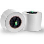 High Gloss Bopp Roll for IColor 250 - Non Die Cut (4.75 in X 150 ft) 2 pack