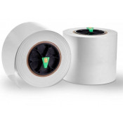 White Matte Bopp Roll for iColor 250 - Non Die Cut (4.75 in X 150 ft) 2 pack
