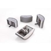 Stahls' HOTRONIX® Cap Platen Set