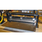 "AccuCutter 25"" Heavy Duty Guillotine Shear (5001 Series)"