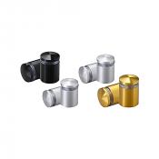 "MBS Anodized Aluminum .75"" Diameter/.75"" Barrel Length StandOff"