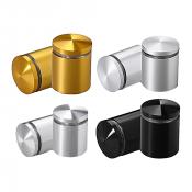 """MBS Anodized Aluminum 1"""" Diameter/1"""" Barrel Length StandOffs"""