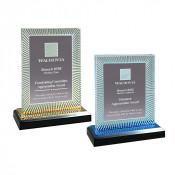 Acrylic GEO Rectangle Impress Award