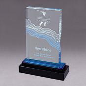 Acrylic Fusion Wave Impress Award