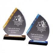 Acrylic Sail Award