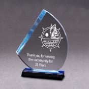 Acrylic Sail Awards