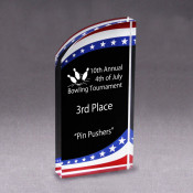 Acrylic Patriot Award