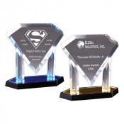 Acrylic Diamond Plaque Award