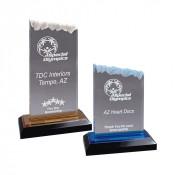 Acrylic Frosted Impress Award