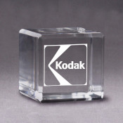 "2"" x 2"" Acrylic Cube"