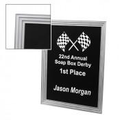 Acrylic Triple Edge Plaque