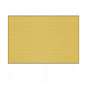 Satin Gold .050 Brass Sheet