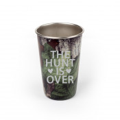 16oz Camo Laserable Pint Glass