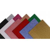 Rowmark ColorHues® Glitter Cast Acrylic