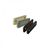 "Rowmark Portico 2"" x 10"" Round Plastic Frame"