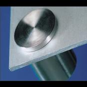 Rowmark Fisso Stainless Steel StandOff