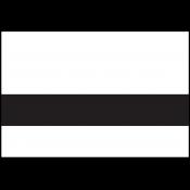 Rowmark DurMark White/Black Engraving Plastic