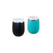 CeramiSteel 9oz Insulated Wine Tumbler