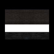 """Rowmark FlexiBrass Brushed Black/White .020"""" Engraving Plastic"""