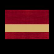 """Rowmark FlexiBrass Brushed Red/Brass .020"""" Engraving Plastic"""