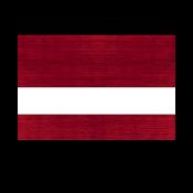 """Rowmark FlexiBrass Brushed Red/White .020"""" Engraving Plastic"""