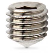 Gyford 1/4-28 Cone Point Socket Set Screw