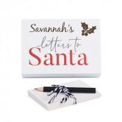 Letters to Santa Box