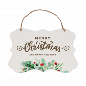 Holiday Berries Sign