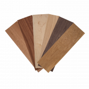"Sauers & Co 1/16"" Mixed Variety Wood Veneer"