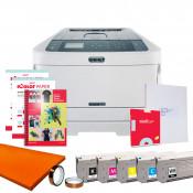 IColor 650 Digital Color + White Media Transfer Printer +  ProRIP