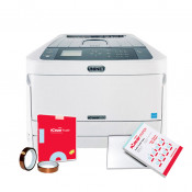 IColor 650 Digital Color + White Media Transfer Printer +  ProRIP & SmartCUT