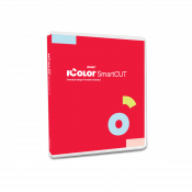 iColor SmartCUT Software and Dongle