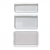 Image Maker Clear Lens (Fits .020 to .032 Material)