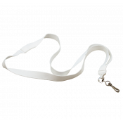 Sublimatable Breakaway Lanyard with Swivel Hook