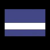 "Rowmark LaserMax® Purple/White 1/16"" Engraving Plastic"