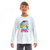 Vapor Solar Performance Youth Long Sleeve Tee (6 Colors)